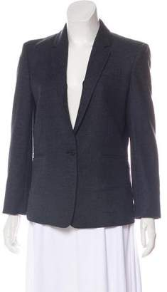 Joseph Long Sleeve Button-Up Blazer