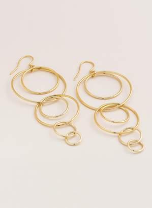 Gorjana Wilshire Drop Earrings