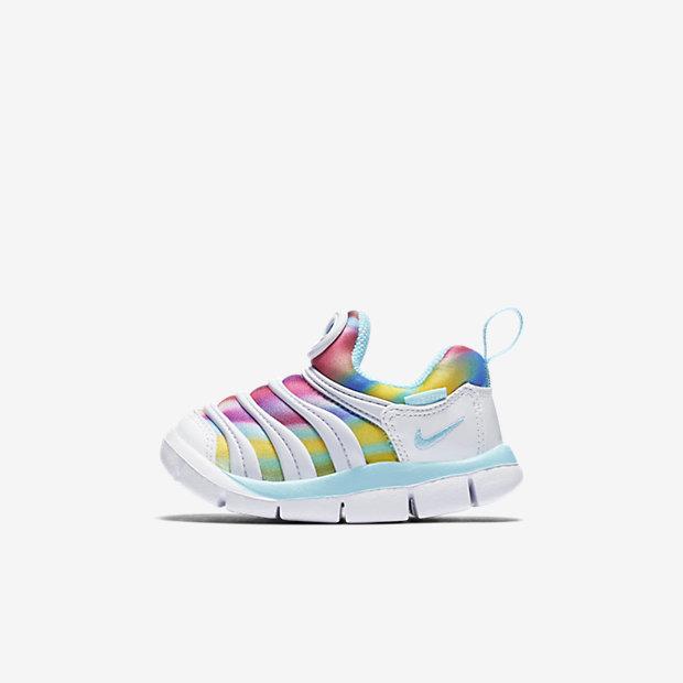 Nike Dynamo Free Print Infant/Toddler Shoe 10