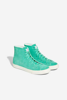 Saturdays NYC Mike High Suede Sneaker