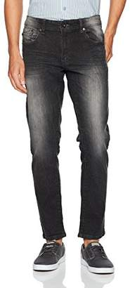Southpole Men's Flex Stretch Basic Skinny Fit Denim Pants