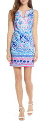 Lilly Pulitzer Gabby Print Sheath Dress