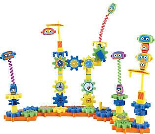 Learning Resources Gears Gears Gears! 80-PieceRobot Factory