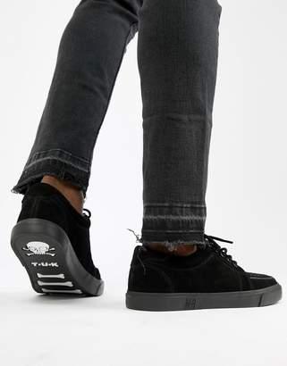 T.U.K. VLK Suede Sneakers