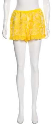 Alexis Crochet Mini Short