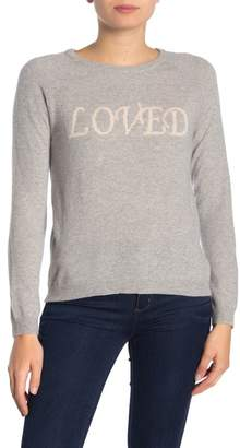 THE CASHMERE PROJECT Loved Cashmere Pullover