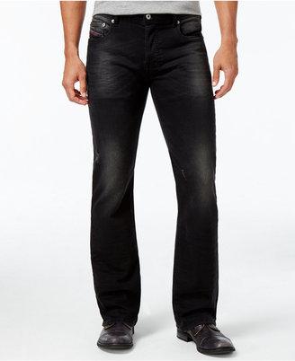 Diesel Men's Zatiny Bootcut Jeans $228 thestylecure.com