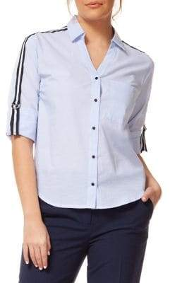 Dex Classic Button-Down Shirt