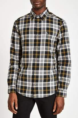 Jack Wills Salcombe Buffalo Check Flannel Shirt