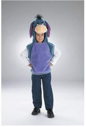 Disguise Vest Eeyore Toddler Costume 3T Or 4T Halloween Costume