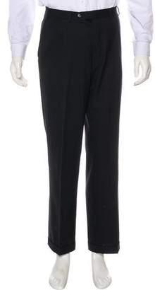 Canali Striped Dress Pants