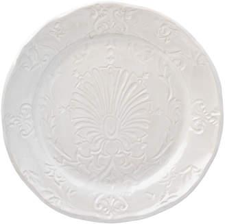 CABANA x Zsuzsanna Nyul M'O Exclusive: Imprinted Ceramic Dinner Plate Set of 4