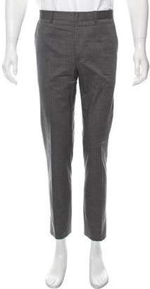Etro Pinstripe Casual Pants