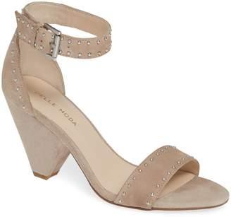 Pelle Moda Krista Cone Heel Sandal