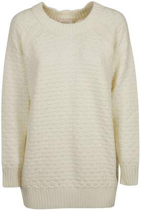 See by Chloe Chunky Knitted Sweater