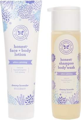 The Honest Company 2-Pack Lavender Wash & Lotion Bundle