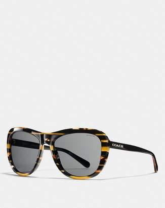 Coach Varsity Soft Square Sunglasses