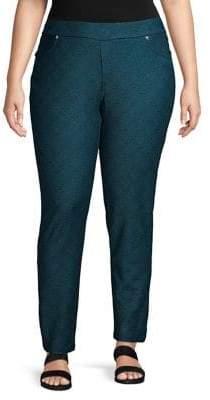 MICHAEL Michael Kors Classic Printed Pants