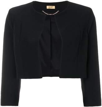 Liu Jo cropped tailored jacket