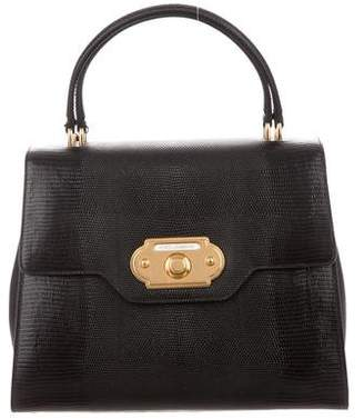 Dolce & Gabbana Welcome Top Handle Bag w/ Tags
