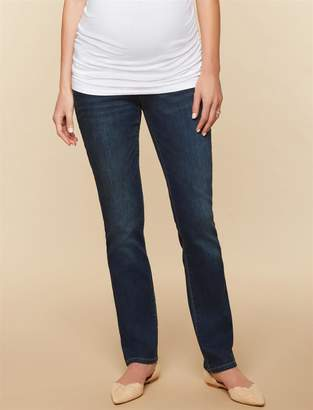 Motherhood Maternity Secret Fit Belly Stretch Straight Leg Maternity Jeans