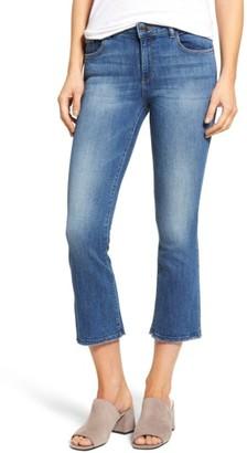 Women's Dl1961 Lara Crop Flare Jeans $188 thestylecure.com