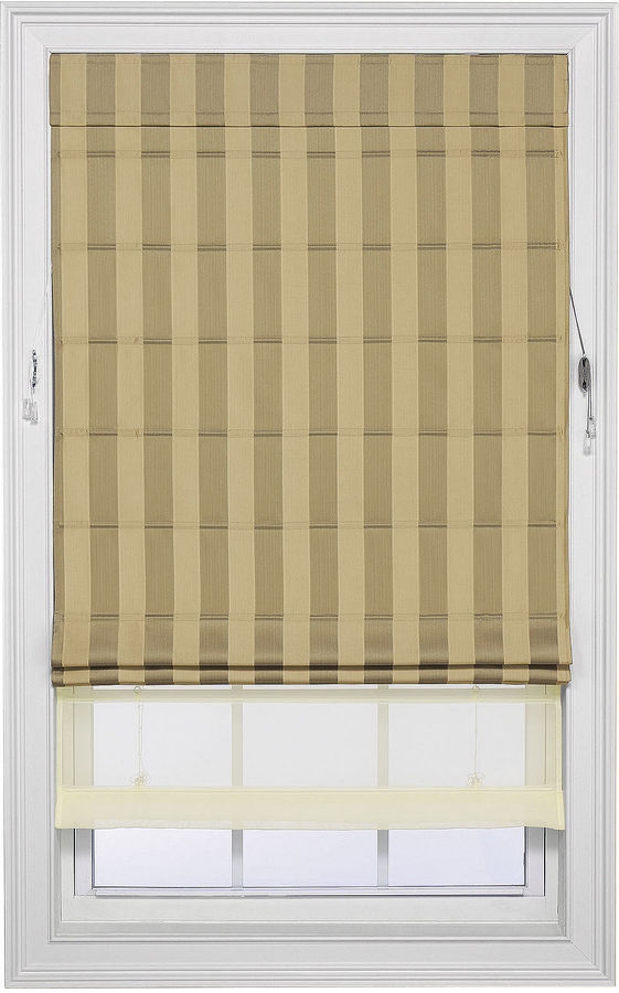 JCP HOME JCPenney HomeTM Custom Spencer Double Roman Shade