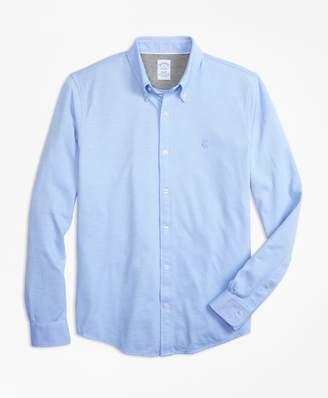 Brooks Brothers (ブルックス ブラザーズ) - 【オンライン限定SALE】GF スーピマコットン オックスフォードピケ パフォーマンス ボタンフロントシャツ Regent Fit