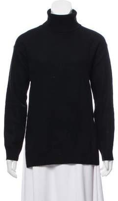 Prada Long Sleeve Turtleneck Sweater