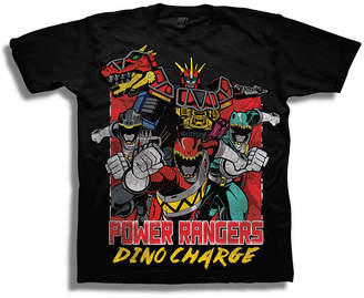 Power Rangers Novelty T-Shirts Short Sleeve T-Shirt-Preschool Boys