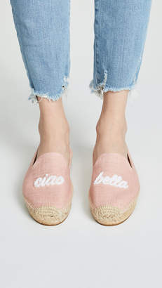Soludos Ciao Bella Smoking Slippers