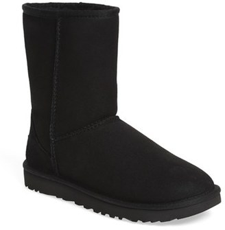 UGG ® 'Classic II' Genuine Shearling Lined Short Boot (Women) $159.95 thestylecure.com