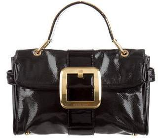 Michael Kors Patent Leather Mini Briefcase