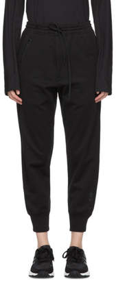 Y-3 Y 3 Black Classic Cuffed Lounge Pants