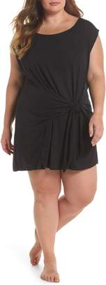 Becca Etc Breezy Basic Cover-Up Dress