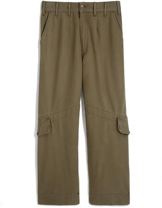 True Religion UNISEX WIDE LEG CARGO PANT
