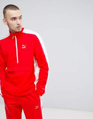 Puma T7 BBoy Track Jacket In Red 57497942