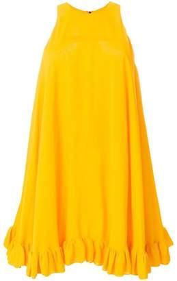 MSGM racer-back swing dress