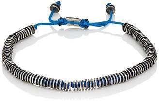 M. Cohen Men's Mixed-Rondelle Bracelet
