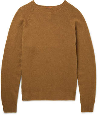 Barena Slim-Fit Wool and Cashmere-Blend Sweater