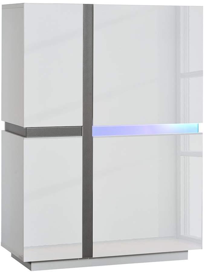 Buy Sciae EEK A+, Highboard Cross ( inkl. Beleuchtung)!
