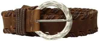 Leather Rock 1838 Women's Belts