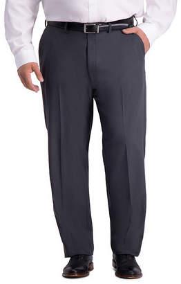 Haggar Classic Fit Stretch Suit Pants - Big