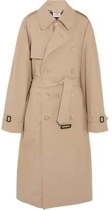 Vetements + Mackintosh Oversized Cotton Trench Coat