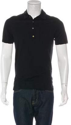 Louis Vuitton Striped Polo Shirt