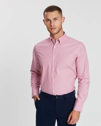 Gant Regular Tech PrepTM Broadcloth Stripe Shirt