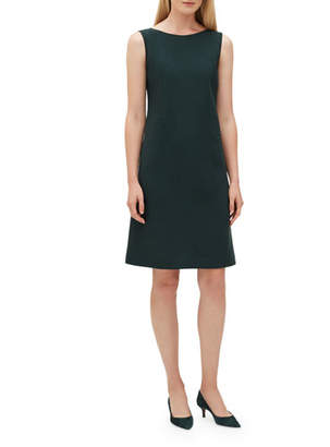 Lafayette 148 New York Laflora Wool Shift Dress