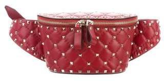 Valentino Rockstud Waist Bag w/ Tags