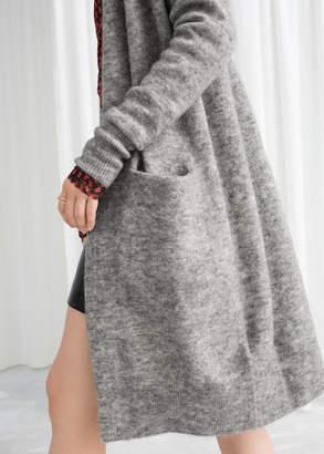 Blend of America Long Wool Cardigan