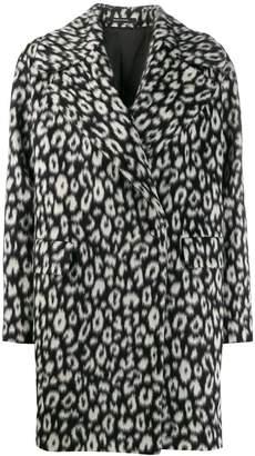 Tagliatore wool single breasted coat